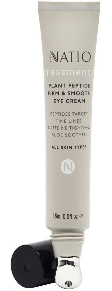 Natio Plant Peptide Firm & Smooth Eye Cream