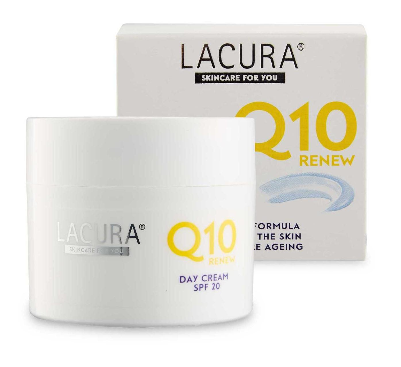 LACURA Q10 Renew Day Cream