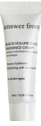 Answer from Black Volume Gold Radiance Cream