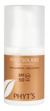 Phyt's SPF50 Sunscreen