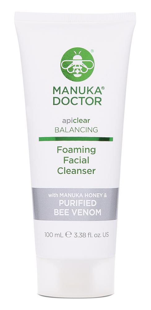 Manuka Doctor Apiclear Foaming Facial Cleanser