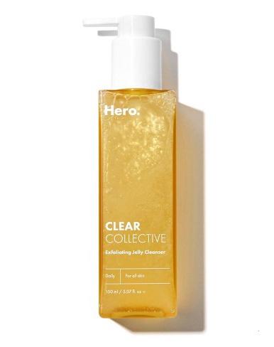 Hero Cosmetics Exfoliating Jelly Cleanser