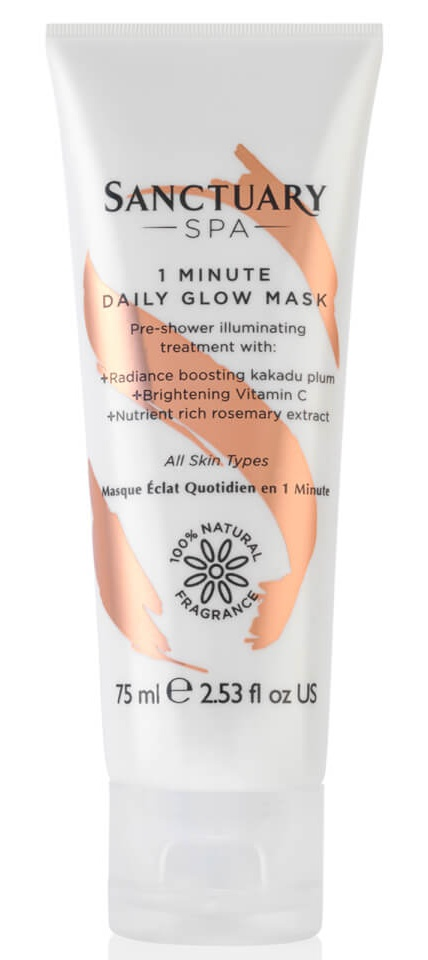 Sanctuary Spa 1 Minute Daily Glow Mask