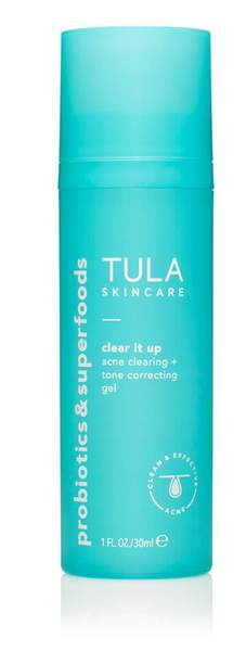Tula Clear It Up Acne Clearing + Tone Correcting Gel