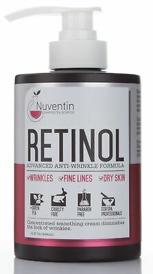 Nuventin Retinol Advanced Anti-Wrinkle Formula