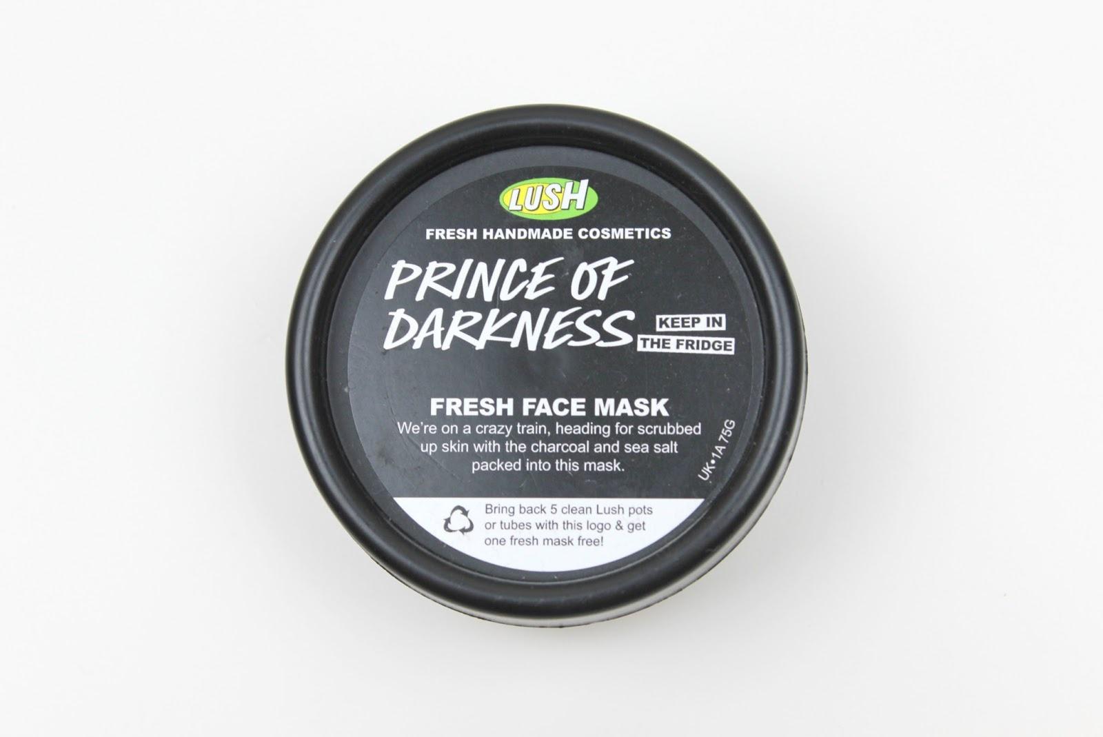 Lush Prince Of Darkness