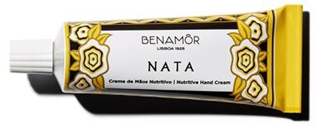 Benamor Nata Nutritious Hand Cream
