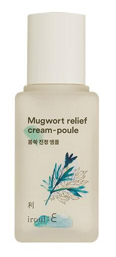 E Nature Iroul:E Mugwort Relief Creampoule