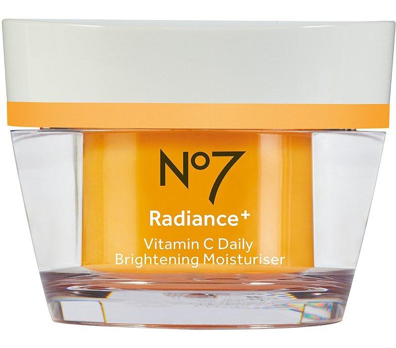 No. 7 Radiance+ Vitamin C Daily Brightening Moisturizer