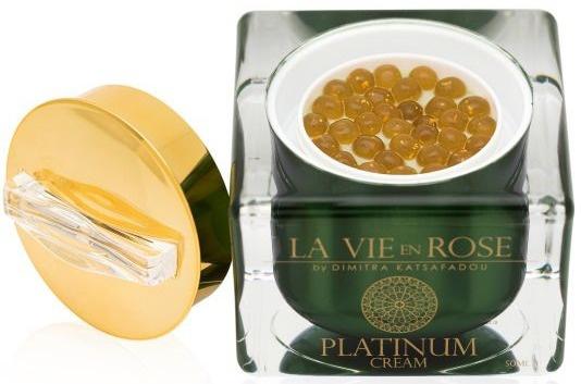 La vie en rose Platinum Cream
