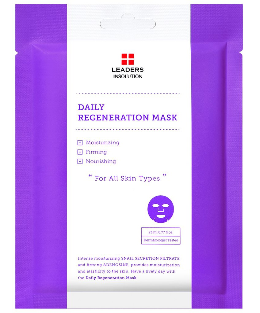 Leaders Insolution Daily Regeneration Mask