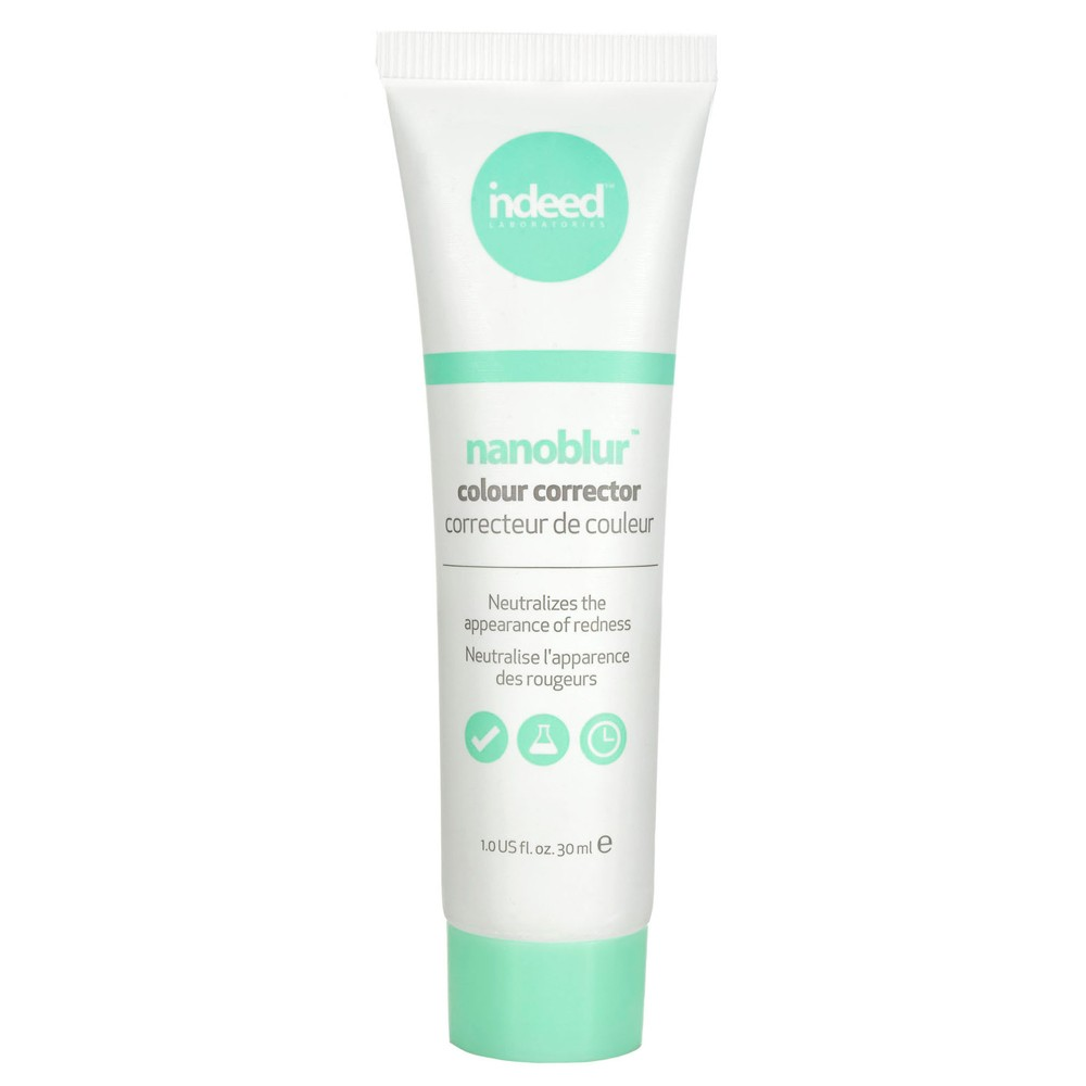 Indeed Labs Nanoblur: Colour Corrector Green