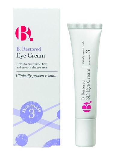 B. by Superdrug Restored 3D Eye Cream