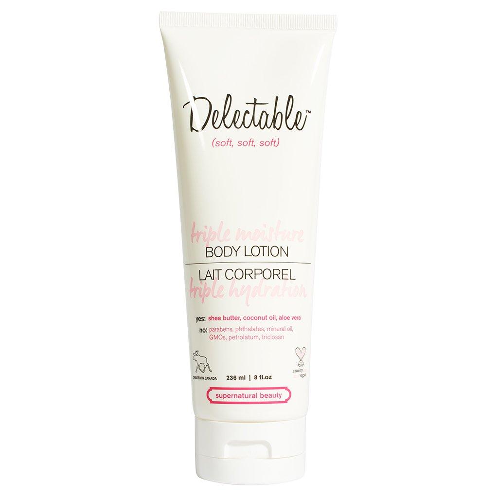 Delectable Coconut & Cream Body Lotion