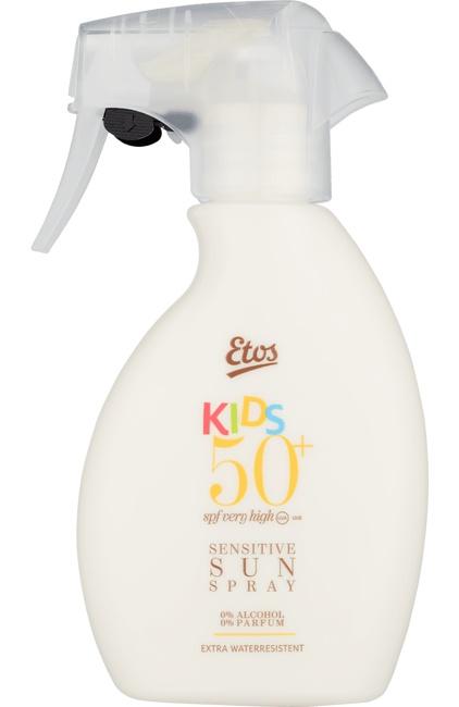 Etos Sensitive Kids Sun Protection Spray Spf50+