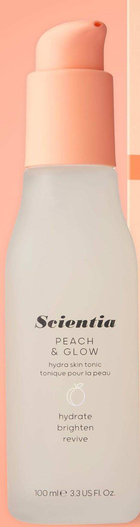 Scientia Peach & Glow Hydra Skin Tonic