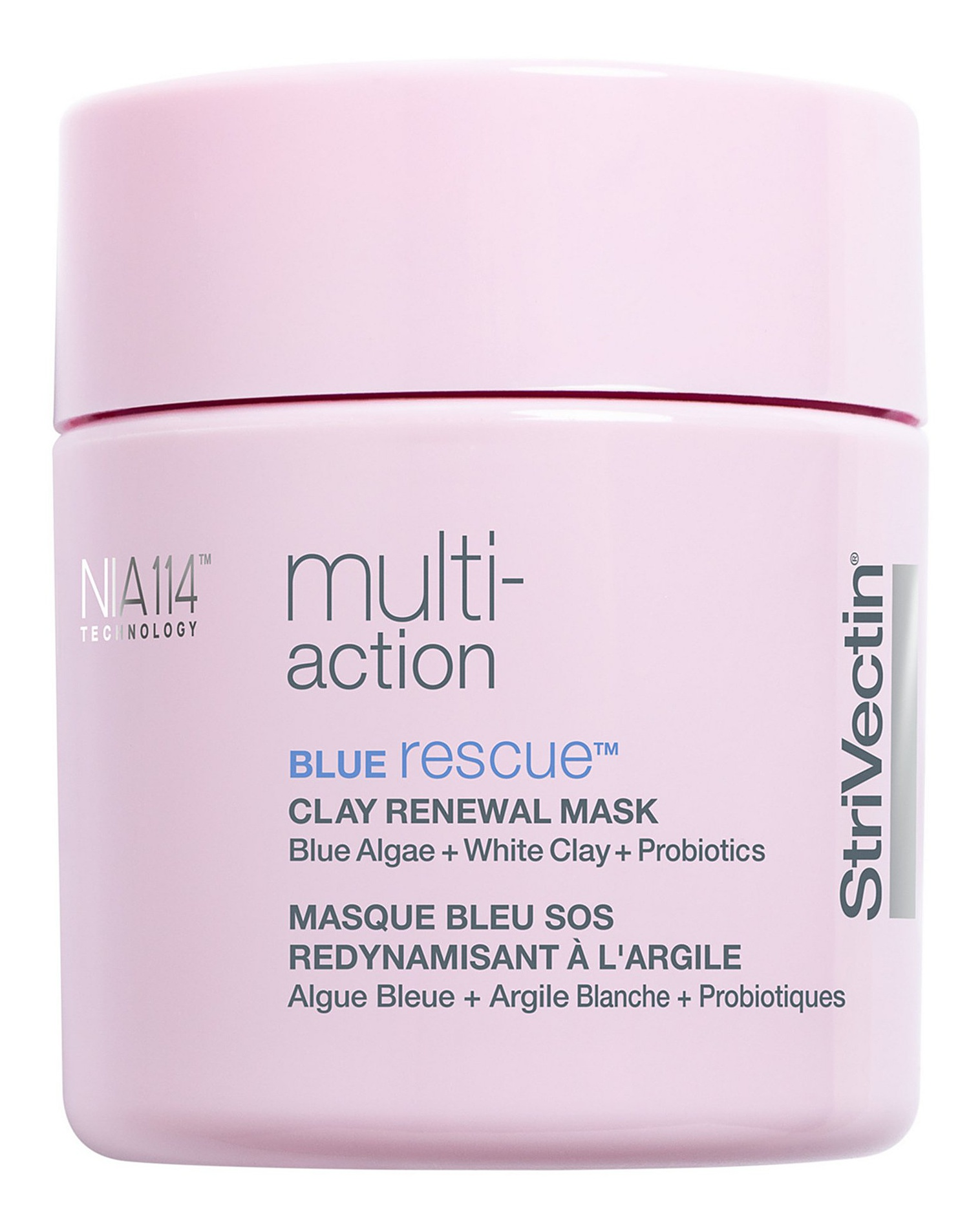 StriVectin Blue Rescue Clay Renewal Mask