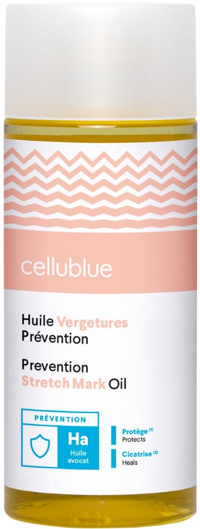 Cellublue Huile Anti-vergetures Prévention