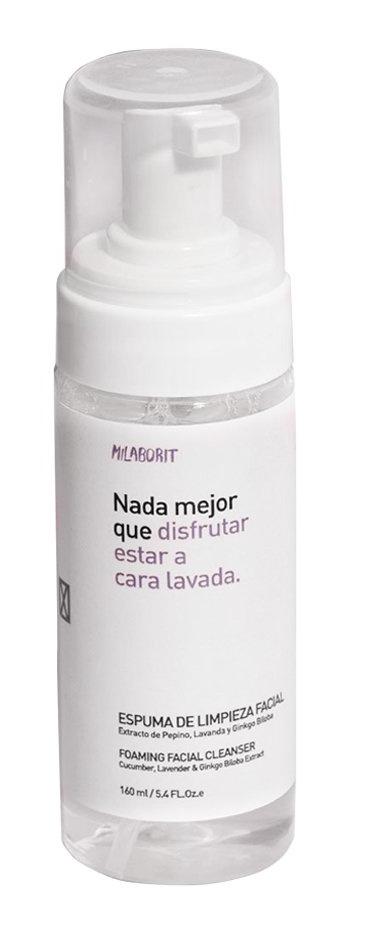 MiLaborit Espuma De Limpieza Facial