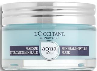 L´Occitane Aqua Réotier Mineral Moisture Mask