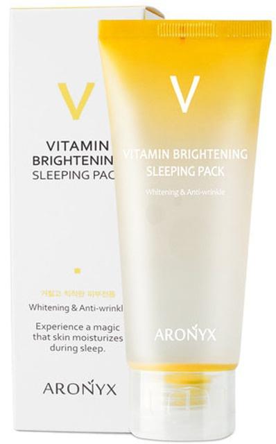 MediFlower Aronyx Vitamin Brightening Sleeping Pack