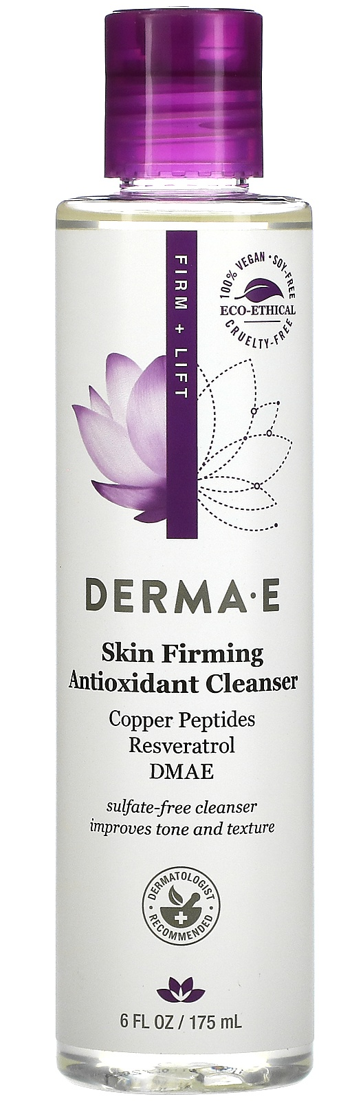 Derma E Skin Firming Antioxidant Cleanser