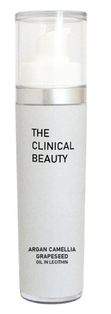 THE CLINICAL BEAUTY Face And Hair Oil-In-Lecithin