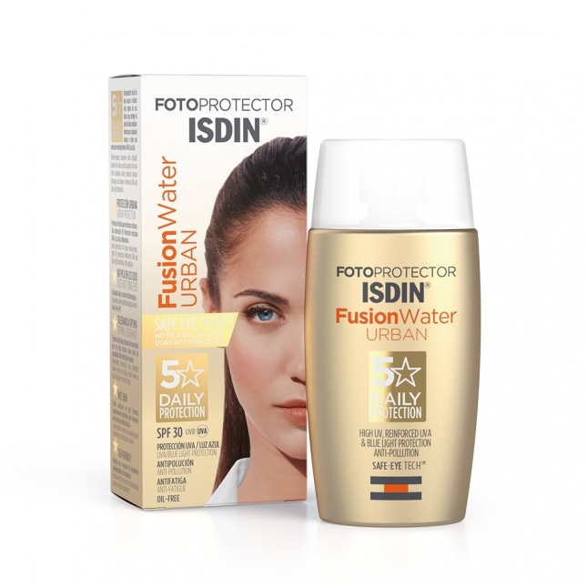 ISDIN Fotoprotector Isdin Fusion Water Urban Spf 30