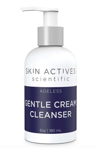 Skin Actives Gentle Cream Face Cleanser