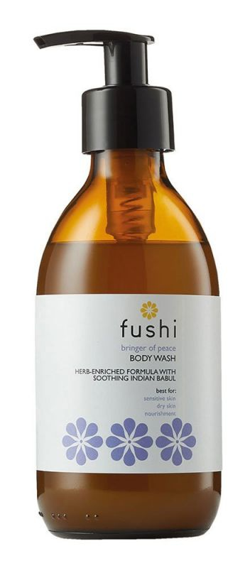 fushi Bringer Of Peace Herbal Body Wash Sensitive Skin