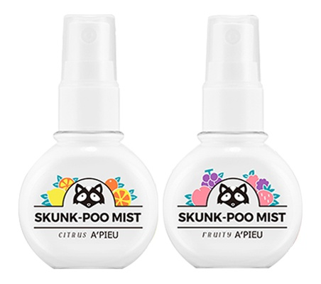 A'pieu Skunk-Poo Mist Fruity
