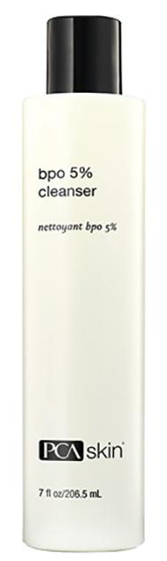 PCA  Skin Bpo 5 Percent Cleanser