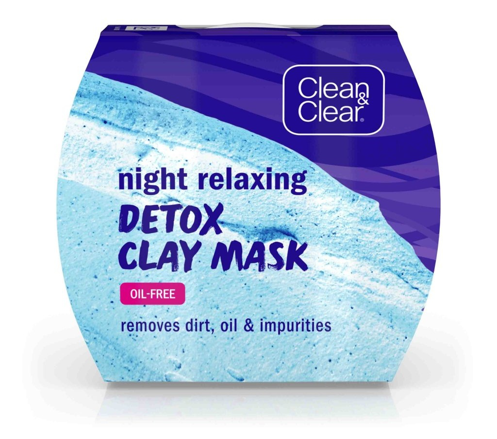Clean And Clear Detox Clay Mask