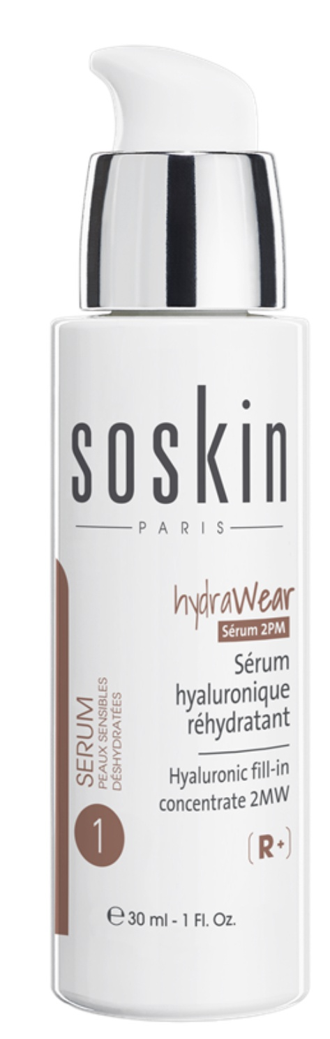 Soskin Hydrawear Hyaluronic Fill-In Concentrate 2Mw