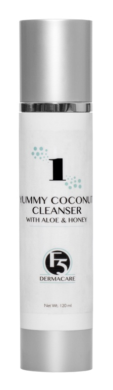 Yummy Coconut Cleanser