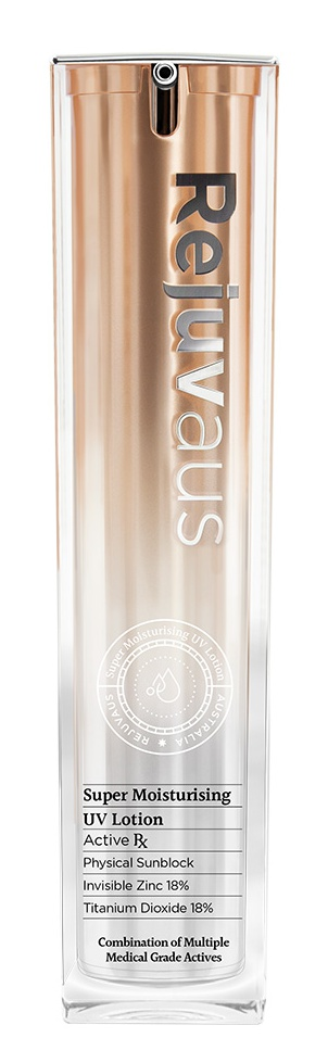 RejuvAus Super Moisturising Uv Lotion - Active Rx
