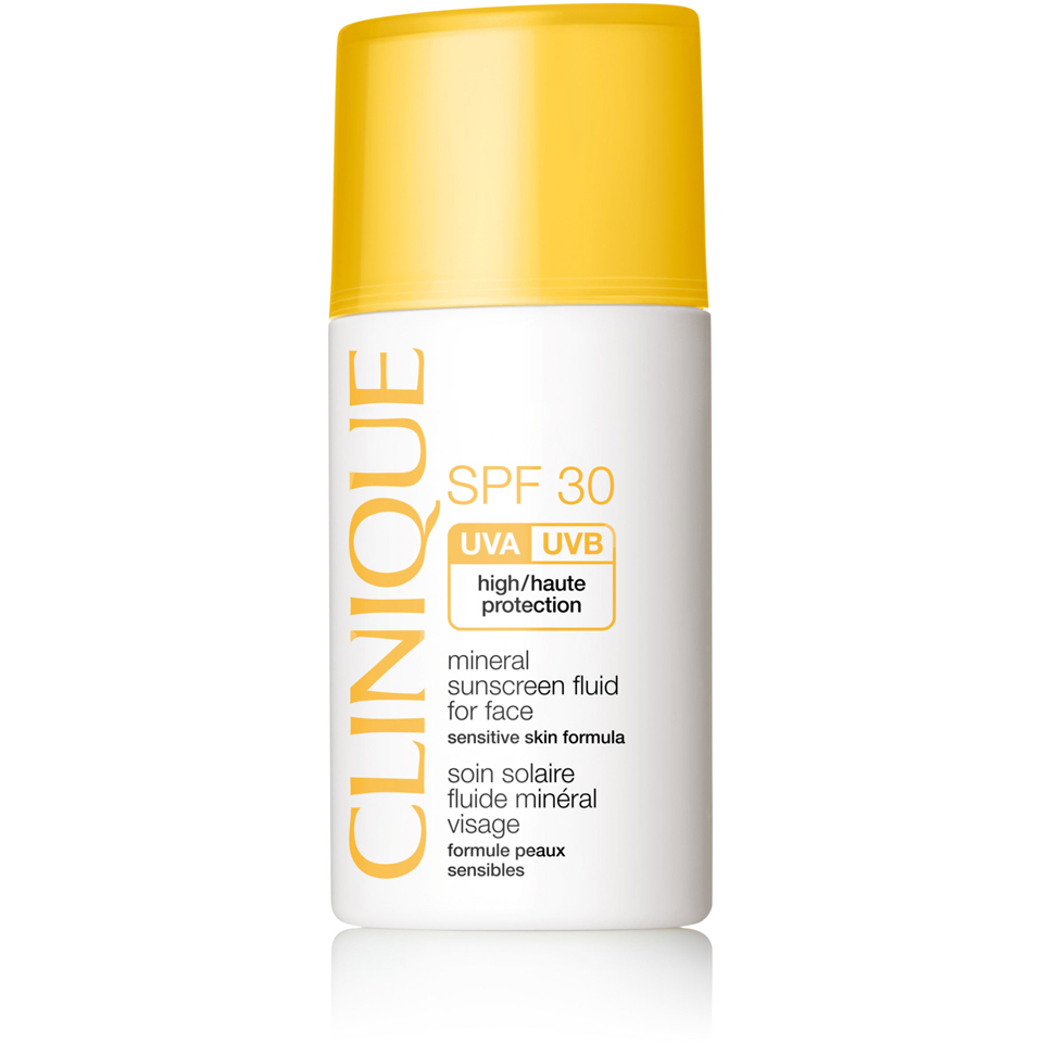 Clinique Mineral Sunscreen Spf30 For Face