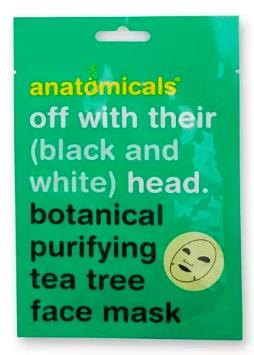 Anatomicals Botanical Purifying Tea Tree Face Mask