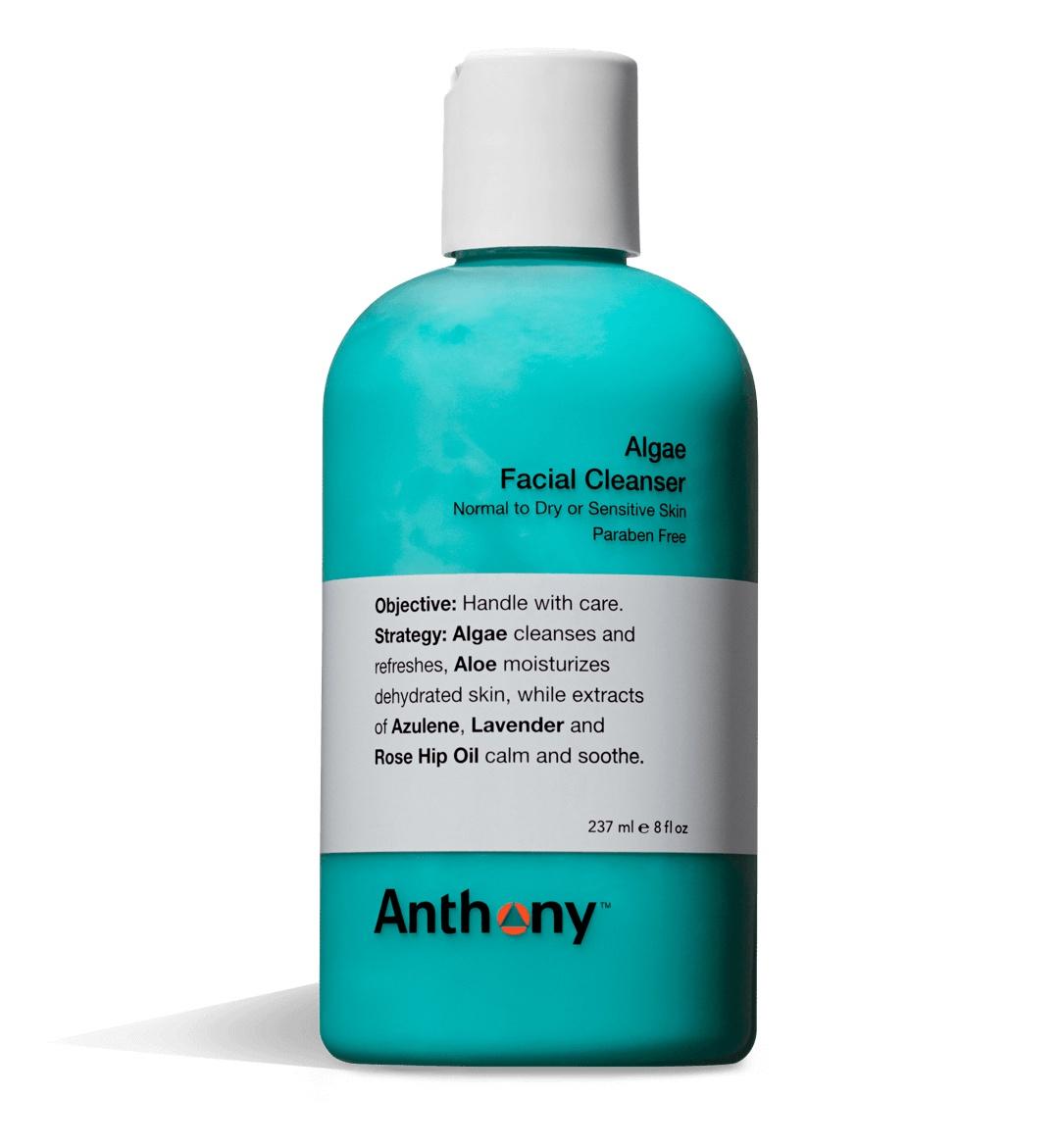 Anthony Algae Facial Cleanser