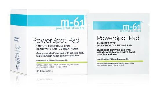 M-61 Powerspot Pads