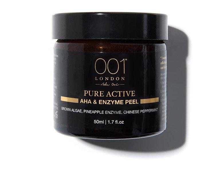 001 skincare Pure Active AHA & Enzyme Peel