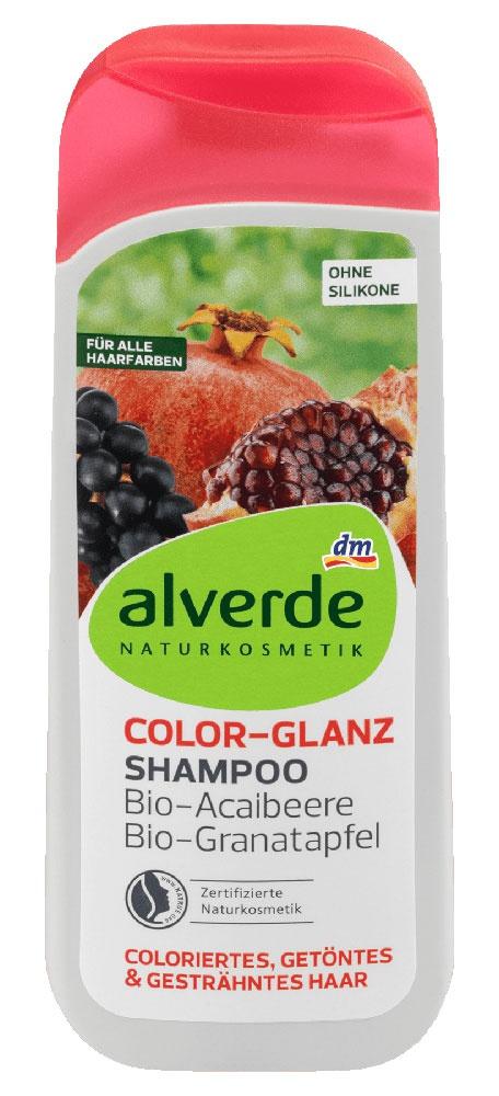 alverde Color Glanz Shampoo