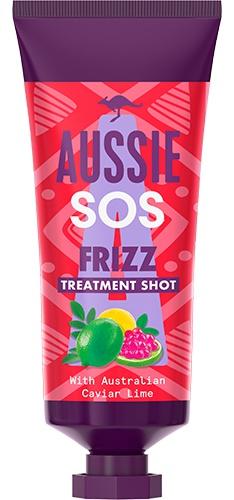 Aussie SOS Anti-frizz Treatment Shot