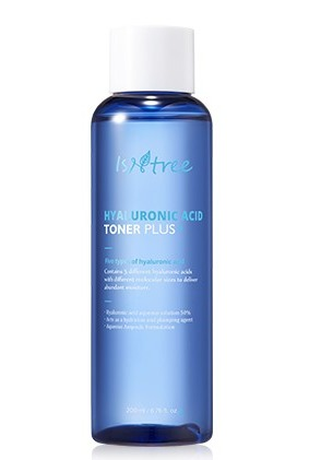 Isntree Hyaluronic Acid Toner Plus