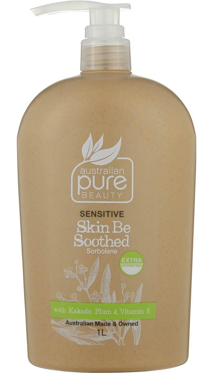 Australian Pure Beauty Moisturiser Sensitive Sorbolene