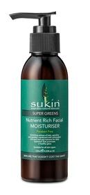 Sukin Super Greens Nutrient Rich Facial Moisturiser