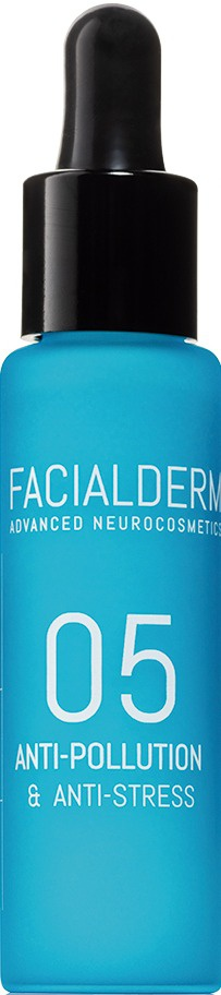 Facialderm 05 Anti-Pollution & Anti-Stress Serum Booster