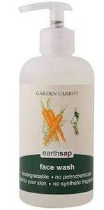 Earthsap Garden Carrot Face Wash