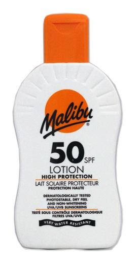 Malibu Sun Lotion Spf50