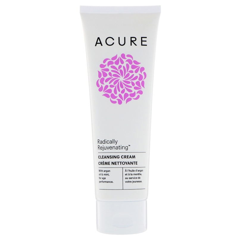 Acure Organics Radically Rejuvenating Cleansing Cream
